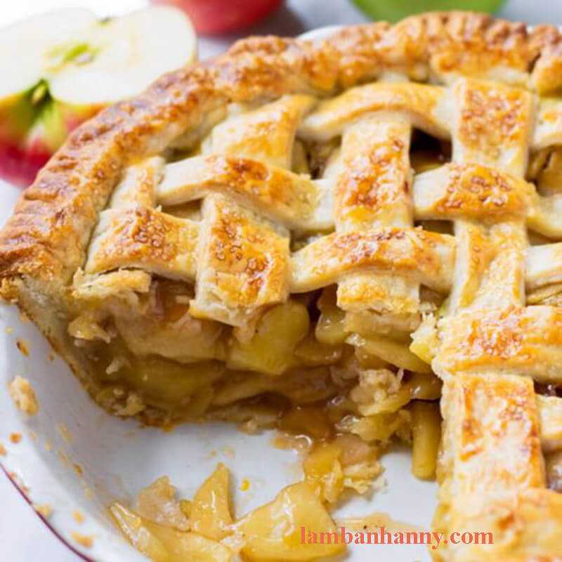 Bánh táo Mỹ 1