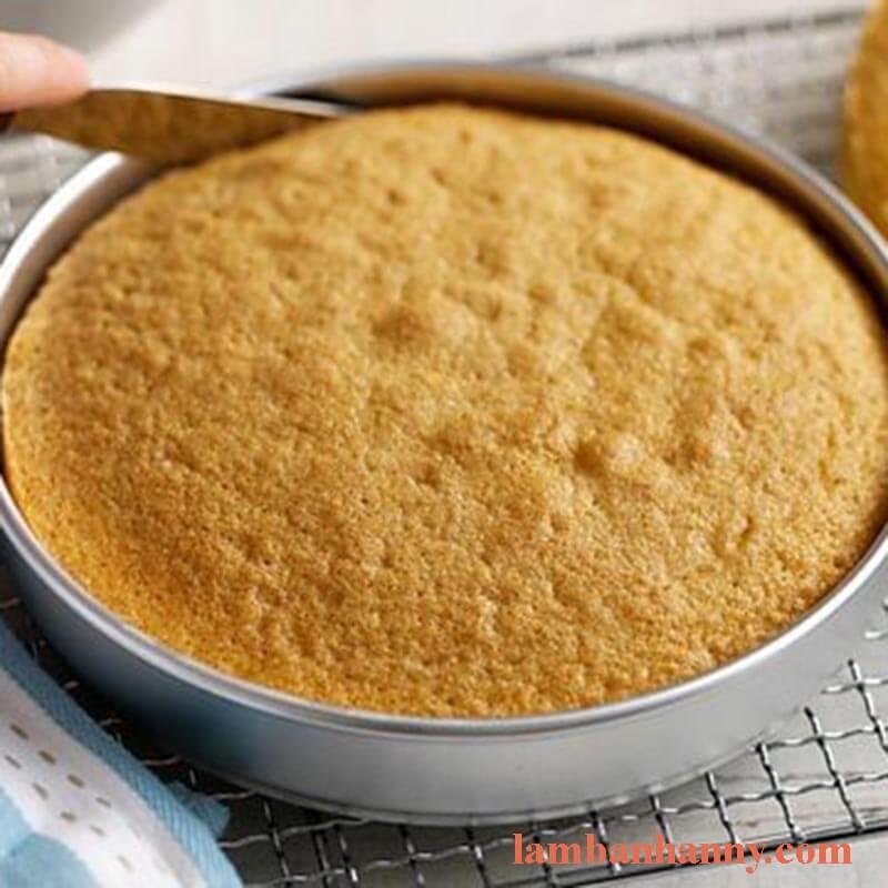 Cách làm bánh Victoria Sponge cake độc đáo ngay tại nhà 2