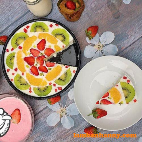 Sữa chua dẻo trái cây