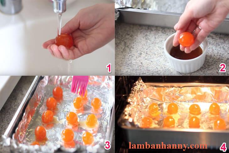 hướng dẫn làm bánh bông lan trứng muối ngon đúng chuẩn