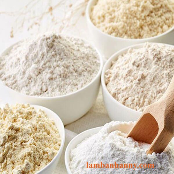 khác nhau giữa bột mì nguyên cám và bột mì thường