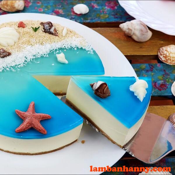 Bánh Ocean Cheesecake