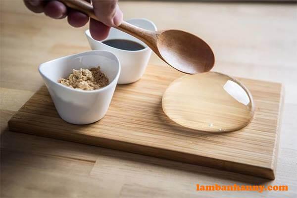 Bánh mochi giọt nước truyền thống