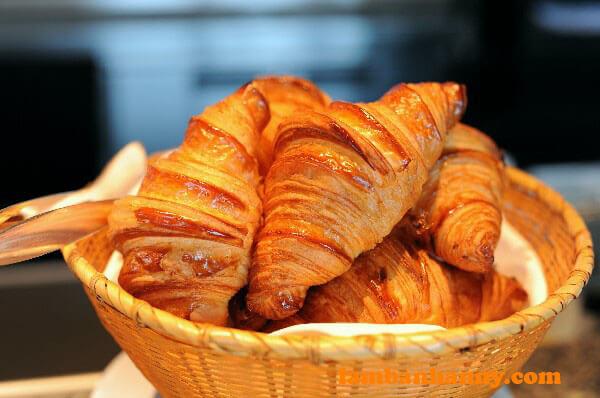Bánh sừng trâu ngàn lớp
