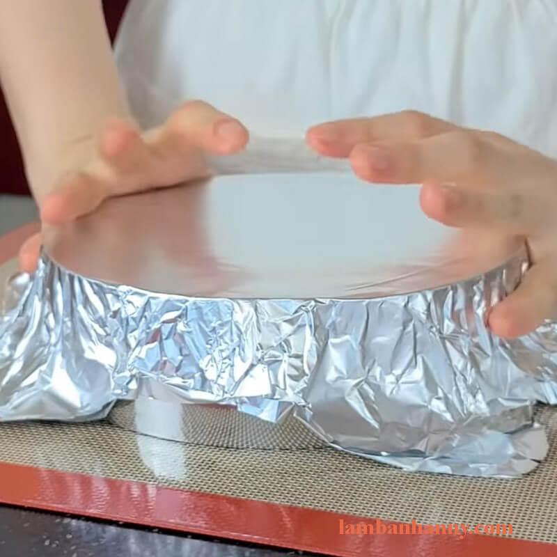 Cách làm bánh phô mai nướng dứa thơm ngon khó cưỡng 1