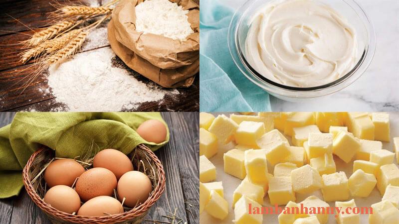 Cách làm bánh phô mai nướng dứa thơm ngon khó cưỡng
