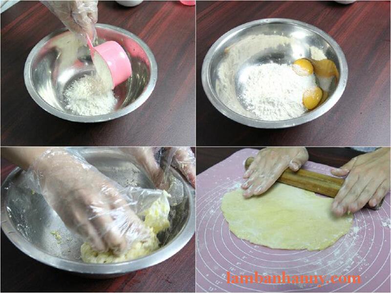 Cách làm bánh tart trứng 1
