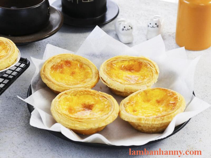 Cách làm bánh tart trứng 6