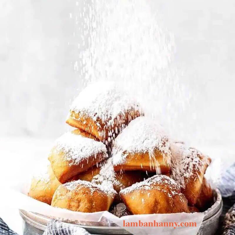 Cách làm bánh tiêu đường Pháp 9