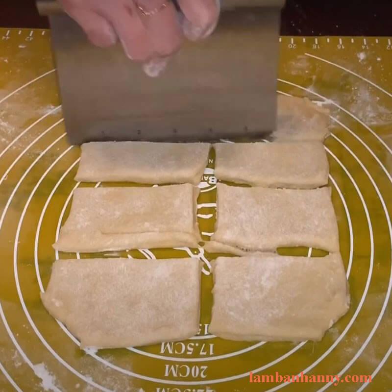 Cách làm bánh tiêu đường Phasp 6