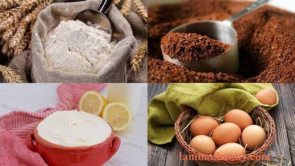 Cách làm bánh tiramisu kẹo đường dalgona thơm ngon và đơn giản 1