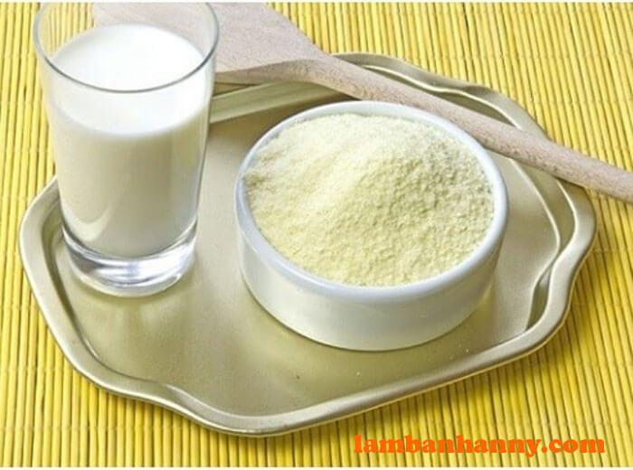 Sữa bột nguyên kem