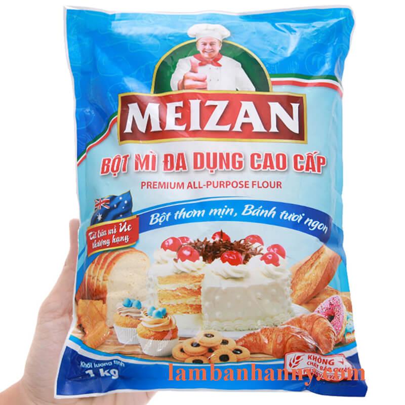 bột mì đa dụng