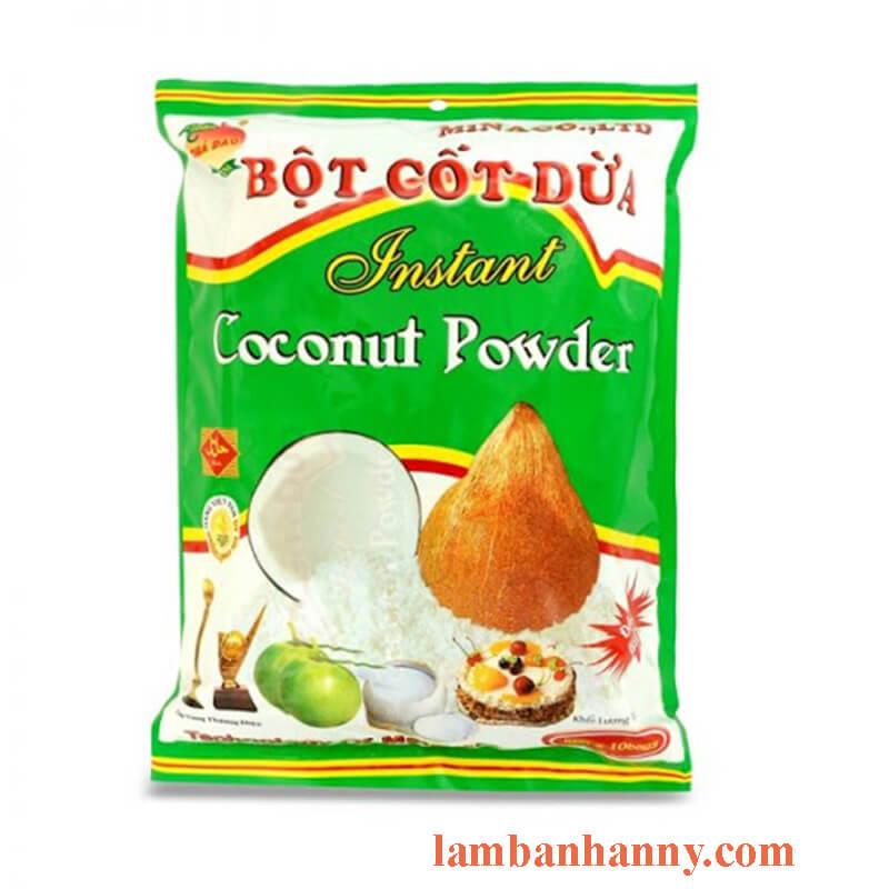bột nước cốt dừa minaco
