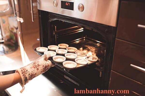 găng tay lò nướng