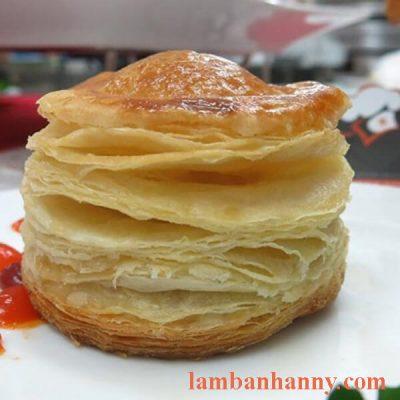 Đế bánh Pate Chaud