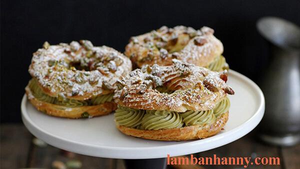 Bánh Paris Brest 1