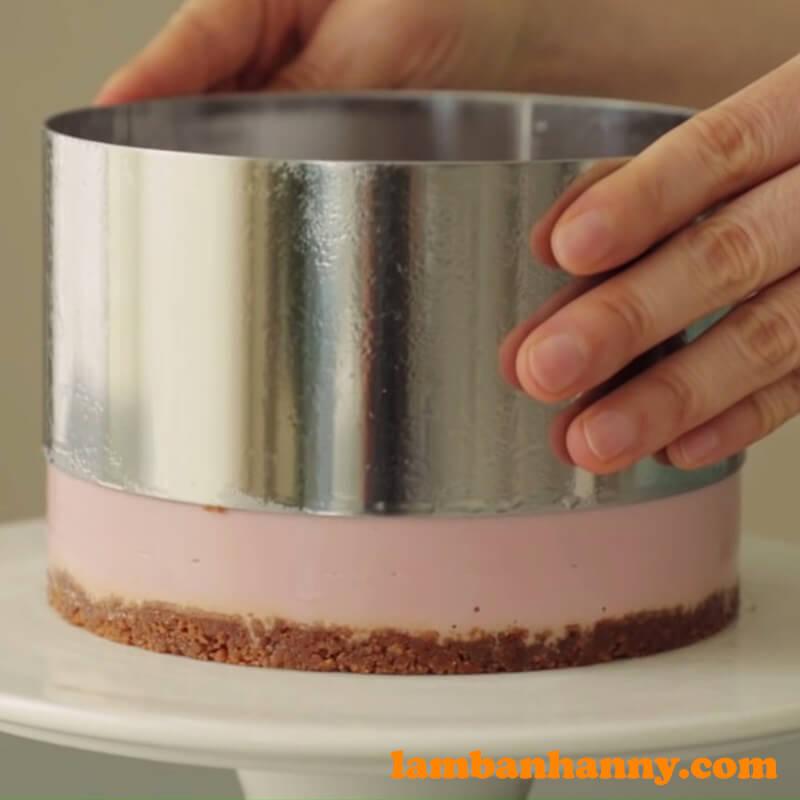 Bánh cheesecake lựu - (18)