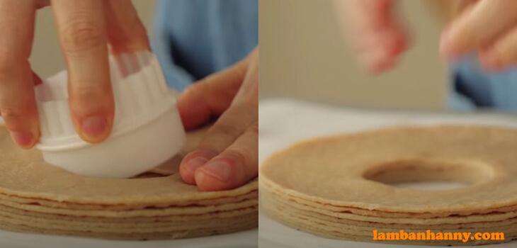 Bánh crepe trà sữa trân châu đường đen - (11)