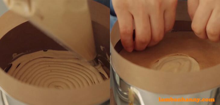 Bánh crepe trà sữa trân châu đường đen - (12)