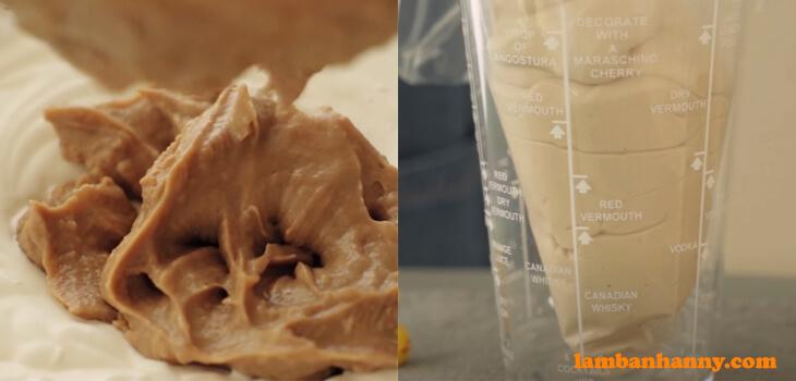 Bánh crepe trà sữa trân châu đường đen - (9)