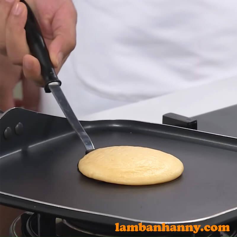 Bánh pancake thịt bò bằm - (10)
