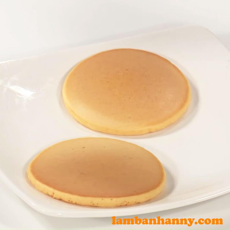 Bánh pancake thịt bò bằm - (12)