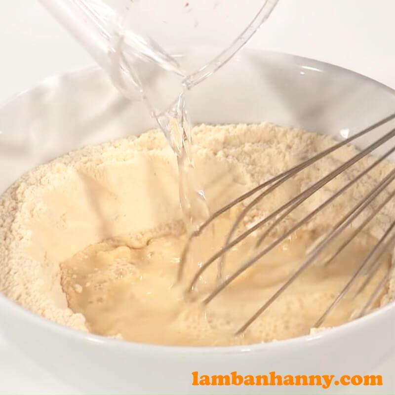 Bánh pancake thịt bò bằm - (7)