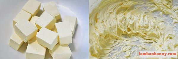 Cách làm bánh cupcake red velvet kem phô mai đầy hấp dẫn và quyến rũ 4