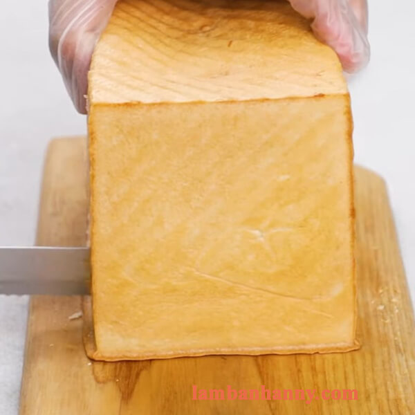Cách làm bánh mì sandwich phô mai thơm béo đơn giản tại nhà 13