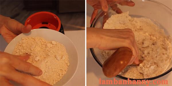 Cách làm bánh mì yến mạch nguyên cám dành cho người giảm cân 10