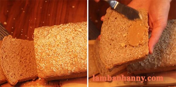 Cách làm bánh mì yến mạch nguyên cám dành cho người giảm cân 17