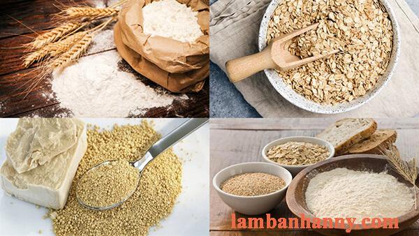 Cách làm bánh mì yến mạch nguyên cám dành cho người giảm cân 2