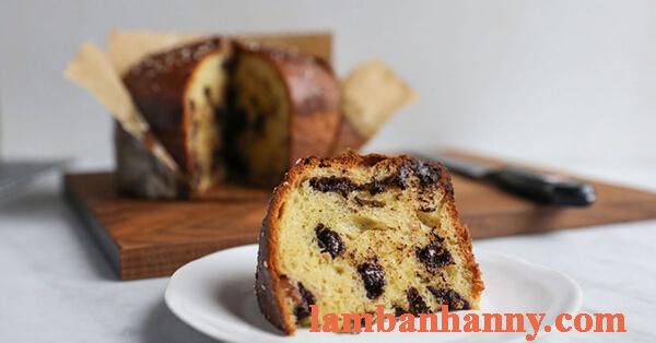 Cách làm bánh panettone khổng lồ thơm ngon lạ miệng 9
