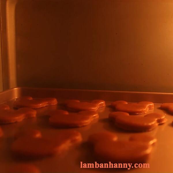 Cách làm bánh quy vị quế gừng thơm ngon giòn rụm 4