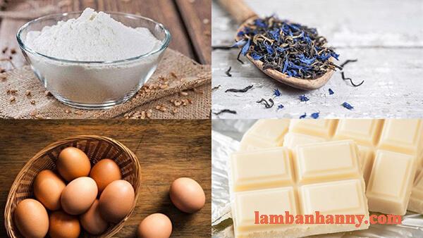 Cách làm bánh sò madeleine trà earl grey thơm ngon mới lạ 1