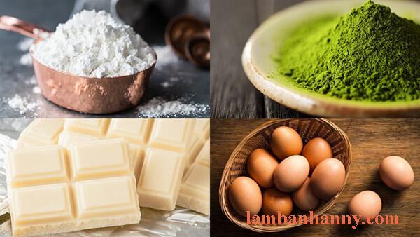 Cách làm bánh sò - madeleine trà xanh thơm ngon hấp dẫn tại nhà 1