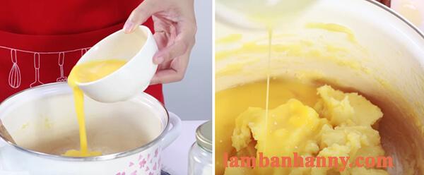 Cách làm bánh su kem trà sữa trân châu cho những tín đồ yêu trà sữa 6