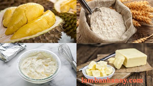Cách làm bánh tart sầu riêng thơm ngon mới lạ tại nhà 2