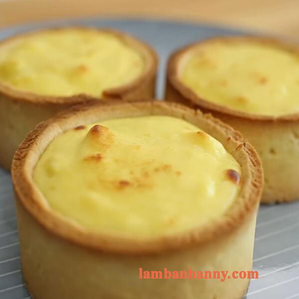 Cách làm bánh tart sầu riêng thơm ngon mới lạ tại nhà 3
