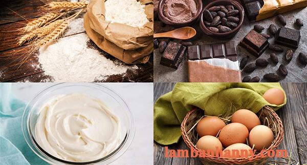 Cách làm bánh tiramisu socola chảy thơm ngon mới lạ 2