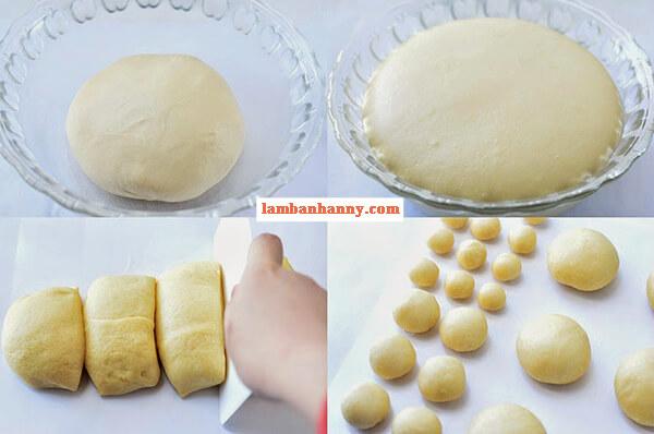 Công thức làm bánh mì rùa con đáng yêu dành cho bé 2