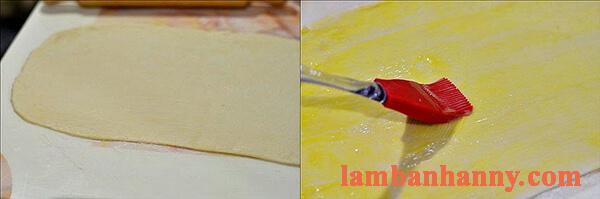bánh mì cuộn hương quế 4