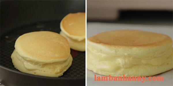 cach lam banh pancake tiramisu pho mai 26