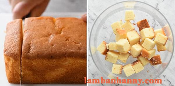 cach lam banh trifle