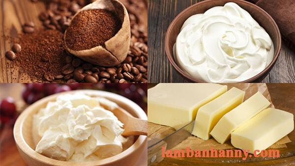 2 cách làm bánh cheese cake cà phê thơm ngon mềm mịn đơn giản 2
