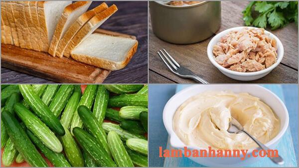 3 cách làm bánh sandwich cá ngừ dinh dưỡng thơm ngon đơn giản tại nhà 4