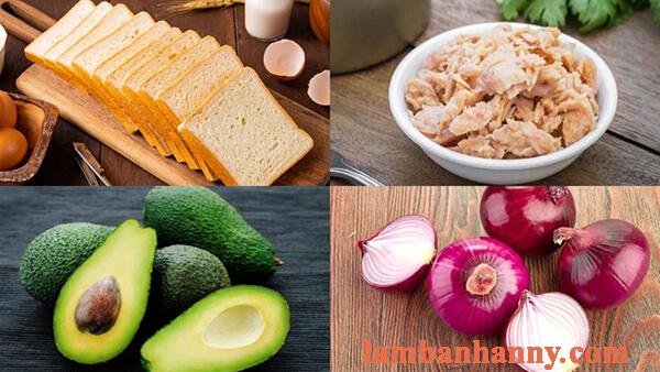 3 cách làm bánh sandwich cá ngừ dinh dưỡng thơm ngon đơn giản tại nhà 6