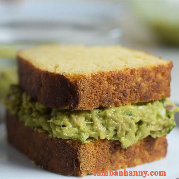 3 cách làm bánh sandwich cá ngừ dinh dưỡng thơm ngon đơn giản tại nhà 7