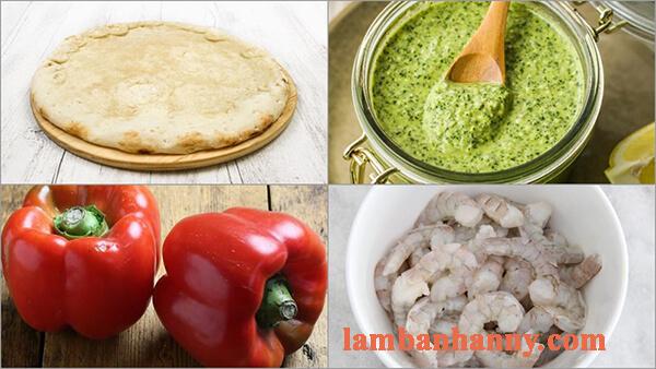 Bật mí 2 cách làm bánh pizza sốt pesto thơm ngon đơn giản dễ làm 5